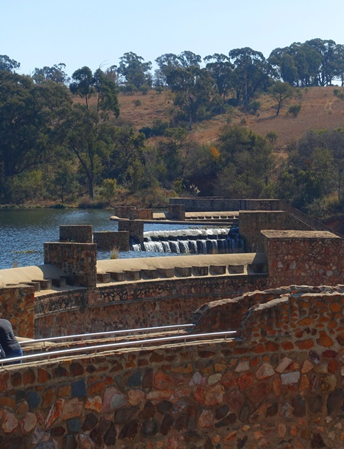 Franz Richter Dam, Heritage Lake, Crocodile River