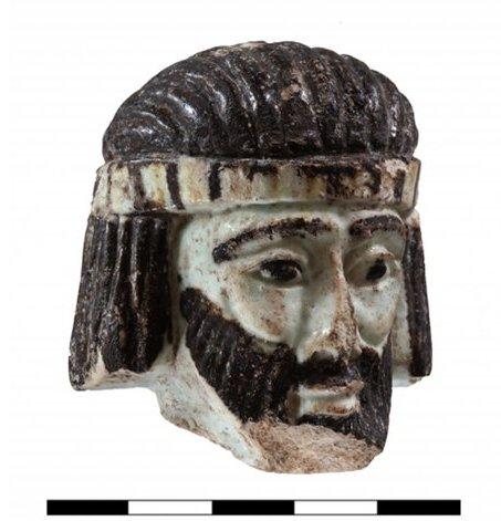 Head, Abel Beth Maacah, Archaeology, Sheba