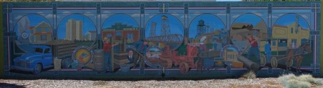 Manteca Murals, Manteca Business, Manteca History