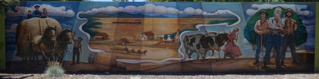 Manteca Murals, Settlement History, History of Manteca, Murals