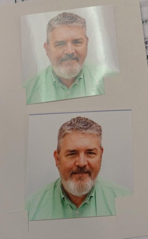 Passport Picture, Good Passport Picture, New Passport