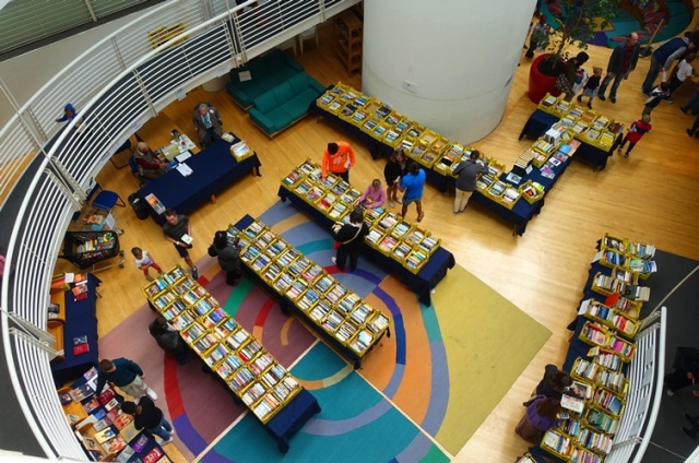 Sandton Library, Book Sale, Friends of the Library