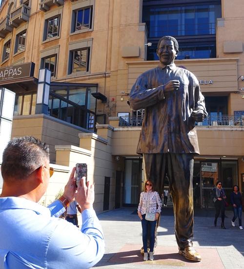 Mandela Square, Sandton, Johannesburg, South Africa