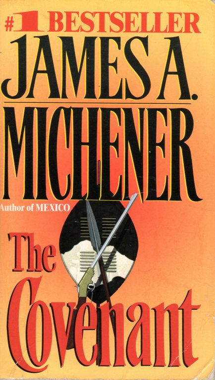 James Michener, The Covenant, South Africa