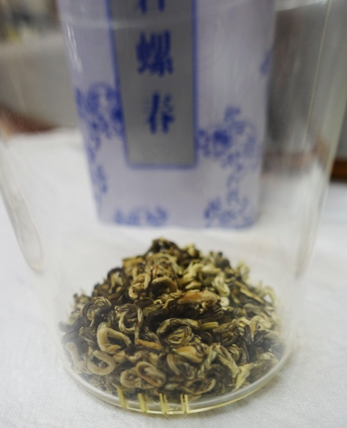 Green Tea, Suzhou tea, famous Chinese Tea, Green Snail Tea