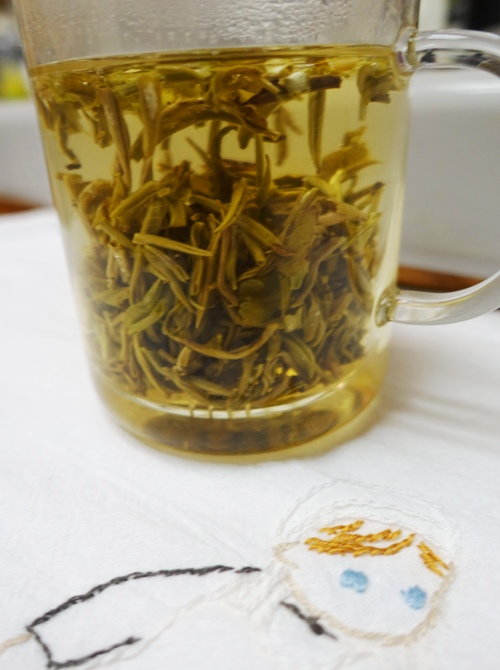 Tea, Infuser, Green Tea, Biluochung, Suzho Tea