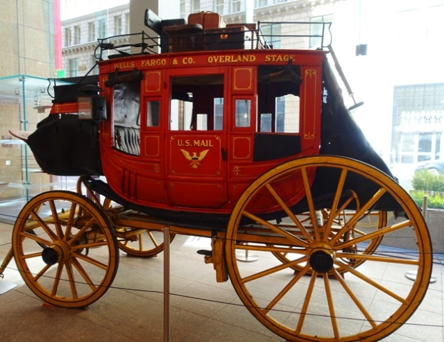 Wells Fargo Wagon, Museum, Music Man