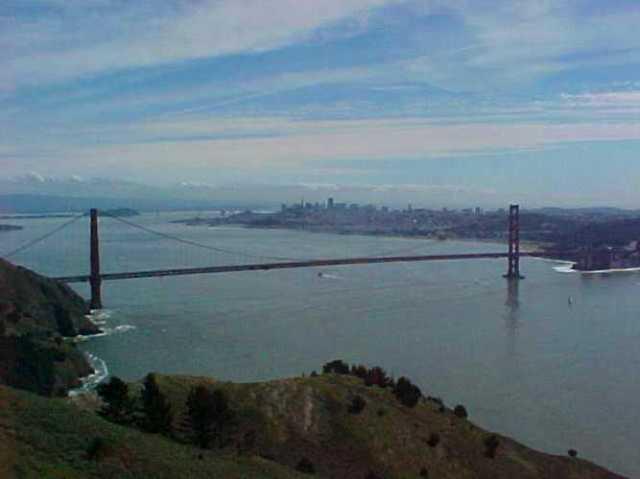 Golden Gate, 2000, 18 years ago, disk camera