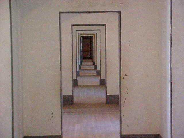 Doorways, Fort Point, San Francisco ,Throwback