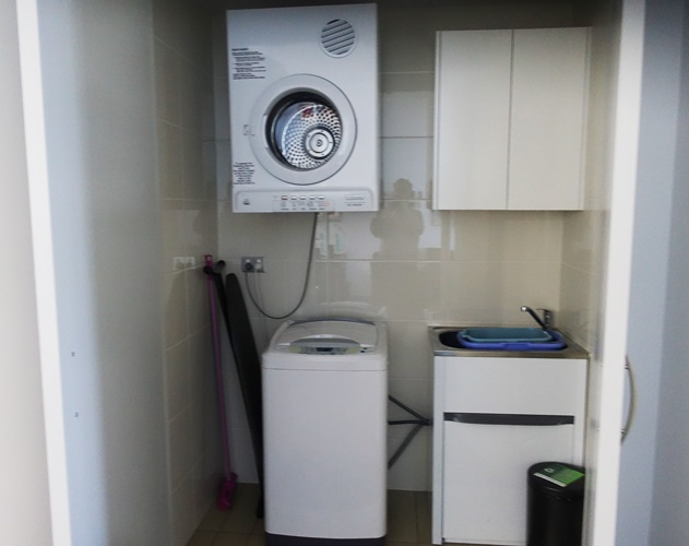 Apartment Laundry, serviced apartment