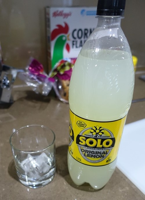 australia, solo, soft drink, food