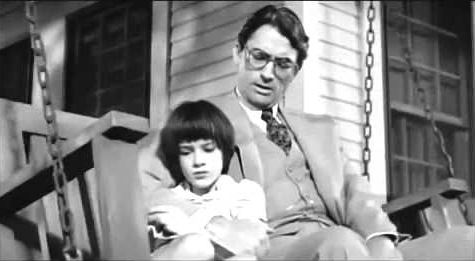 Gregory Peck, To Kill a Mockingbird, Harper Lee