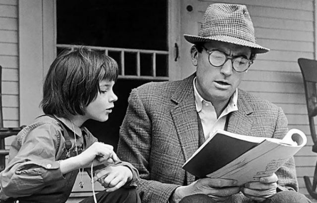 Gregory Peck, To Kill a Mockingbird, Harper Lee
