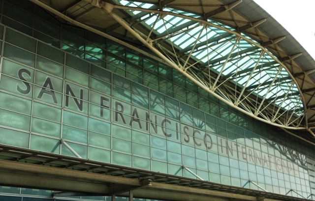 SFO, San Francisco International, Home Airport, Customs, Immigration