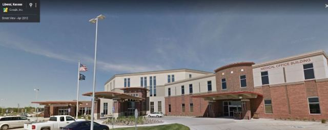 Liberal Hospital, Liberal, Kansas