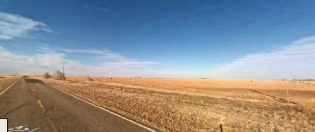 Oklahoma Panhandle, wheat fields, pasture, big sky