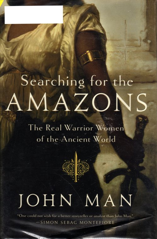 Searching for the Amazons, John Man, books, reading