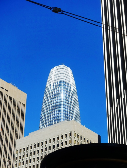 Salesforce Tower, San Francisco, New Tallest Building, Iconic buildings