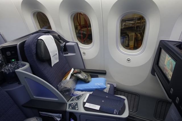 Upgrade, United Business Class, 787, Frequent Flier