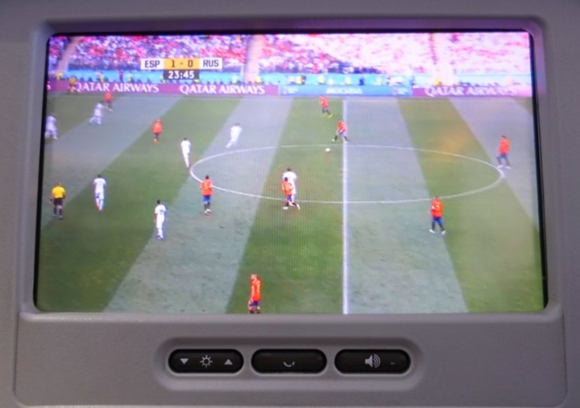World Cup 2018, Soccer, Football, Lufthansa, Russia, Spain
