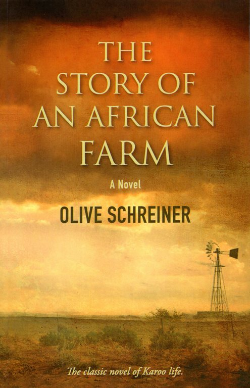 Story of an African Farm, Olive Schreiner, South Africa