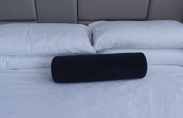 Black Bolster, Pillows, decorative pillows