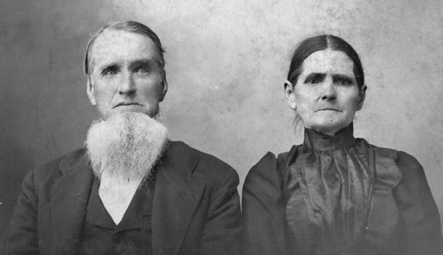 Isaac Grenewalt, White Beard, Mary Bunt