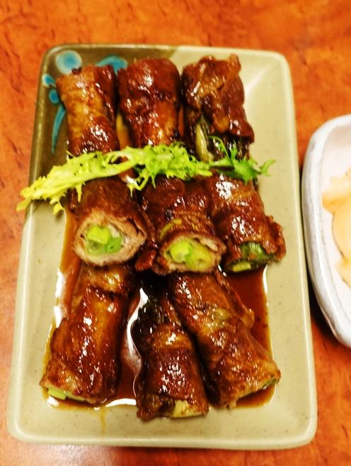 pork rolls, kyushu sushi, neutral bay