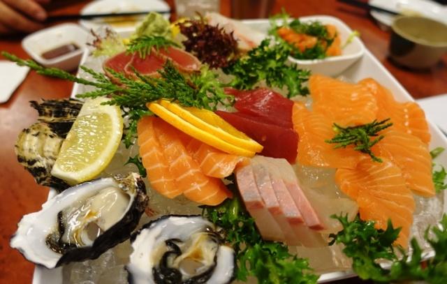 Sashimi bowl, kyushu, sushi, sashimi, Japanese Food