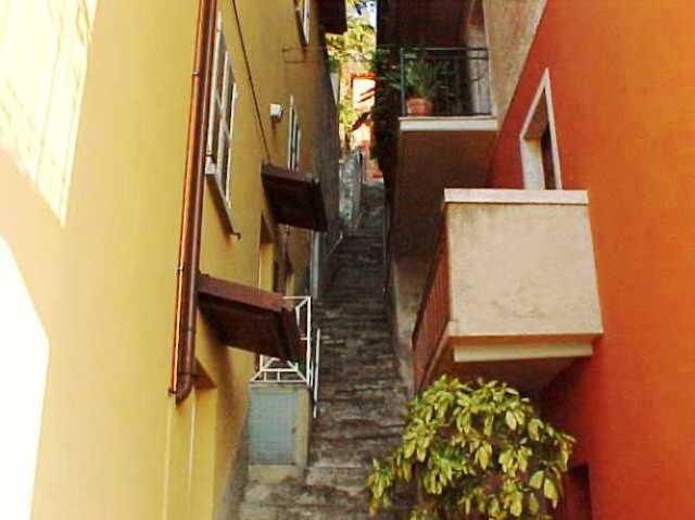 Lake Como, Varenna, Italy, Sidewalks, Walkways