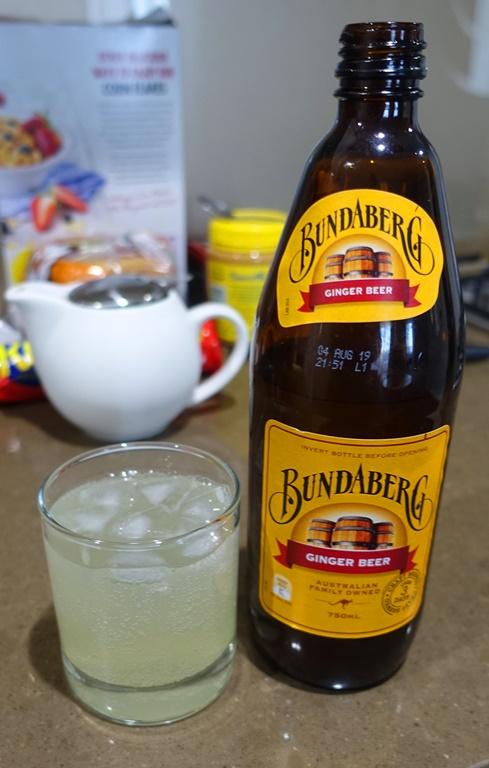 Bundaberg, Ginger Beer, Australian Drinks