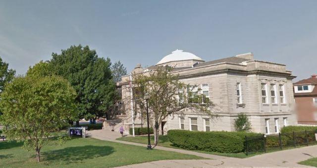 Ottumwa Iowa, LIbrary, library memories