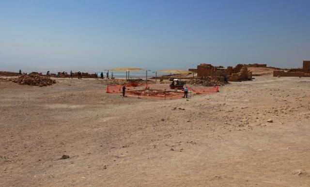 Masada, Cisterns, Yigael yadin, excavations, Herodian