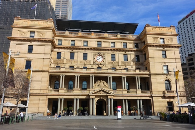 Sydney Public Library, Customs House Library, Library Branch, Sydney