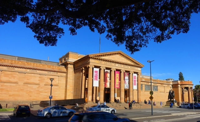 Art Gallery, New South Wales, Australia, Sydney