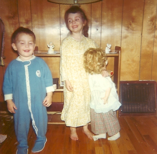 Big Doll, Brother and sister, pajamas, pjs