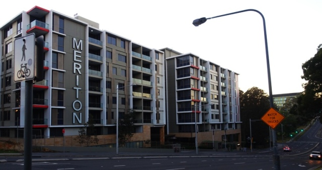 Meriton, Serviced Apartments, North Ryde, Australia, Sydney