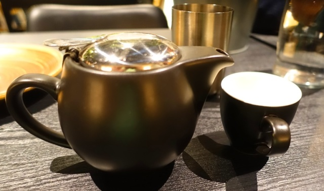 Pot of tea, Thai Restaurant