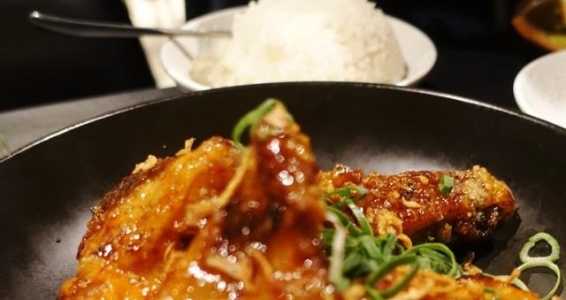 Thai Pork Ribs, Khao Pla, Australian Thai