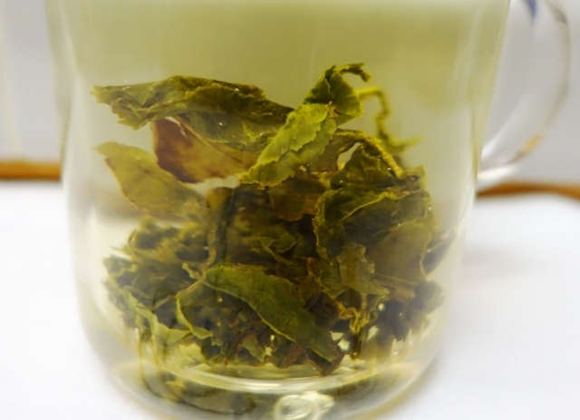 Oolong tea, Vietnam Oolong, Tea, Tea leaves, steeping