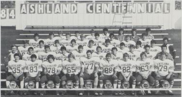 Ashland, Kansas, Football Team, Football Memories