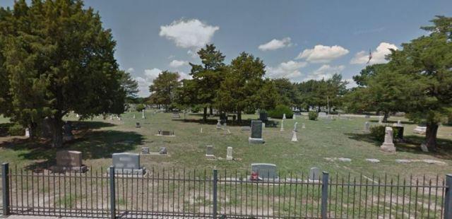 Mount Allen Cemetery, Hays, Kansas