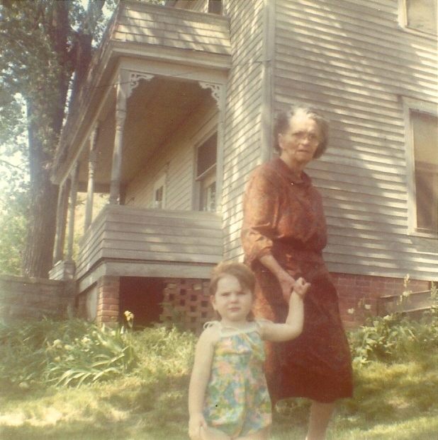 Great Grandmother, Hamburg, Iowa, Bluffdale