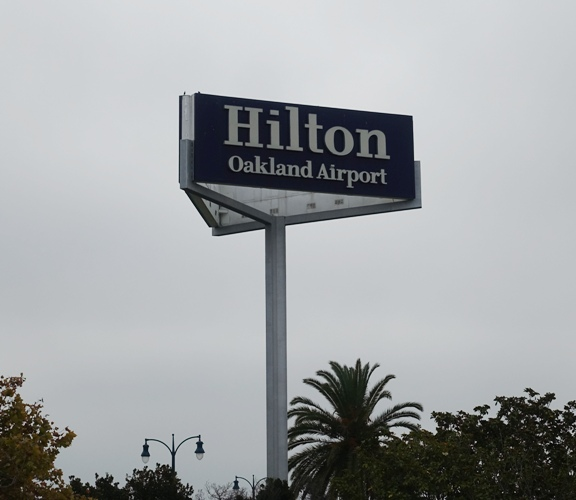 Oakland Airport Hilton, Great Migration