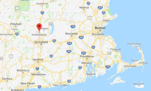 Northampton, Massachusetts, Dwight Family, Pomeroy Family, Tea