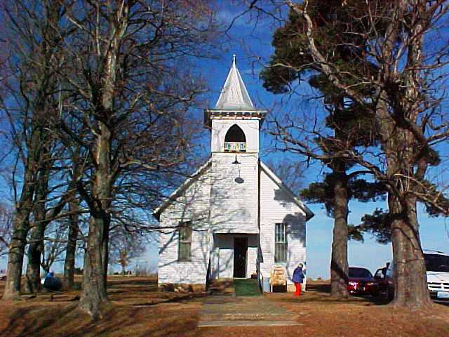 Fairview Church of Christ, Linn, Missouri, Grandpa, Father