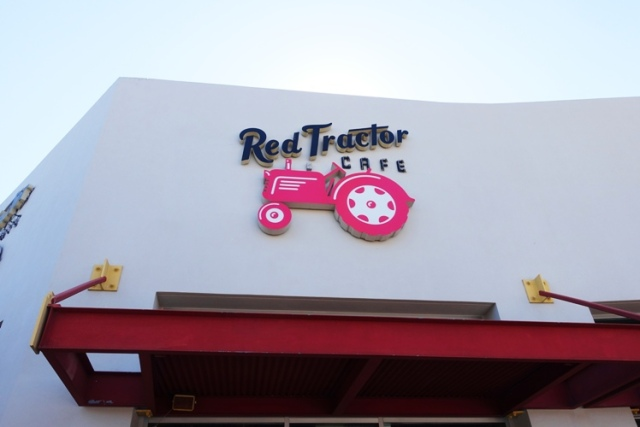 Red Tractor Cafe, Dublin, California