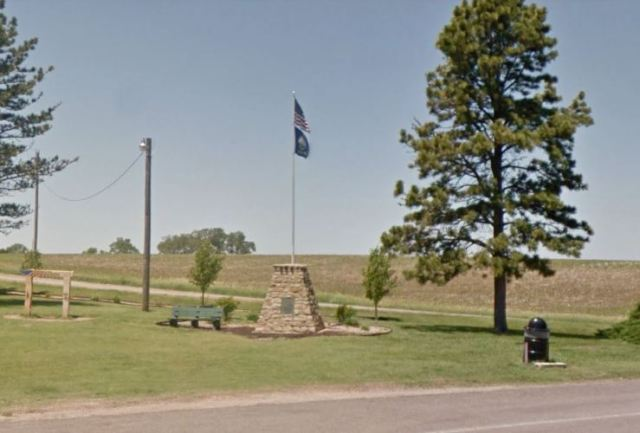 Geographic Center of the United States, Lebanon, Kansas, Smith County