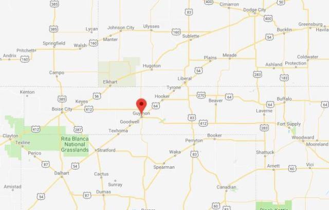 Oklahoma, Guymon, Panhandle, Cowboy Country