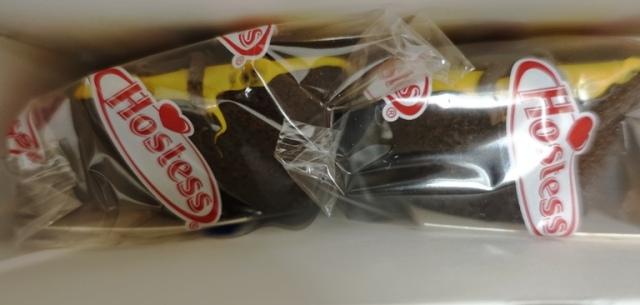 Individually wrapped cupcakes, hostess scarycakes, halloween